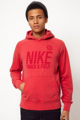Nike Track and Field Hooded Sweatshirt